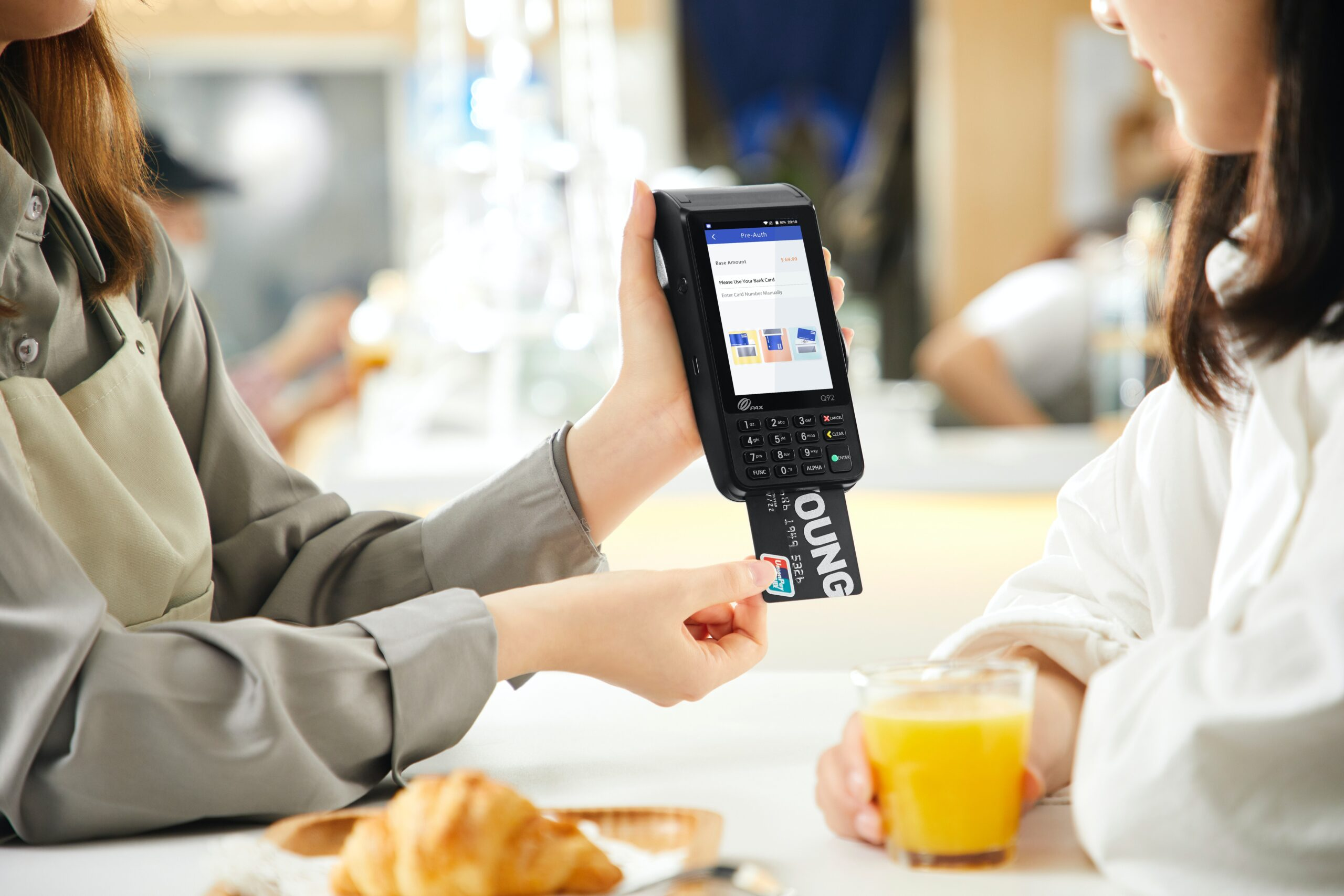 Card Payment Transaction